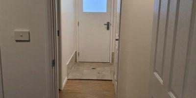 Back door 32